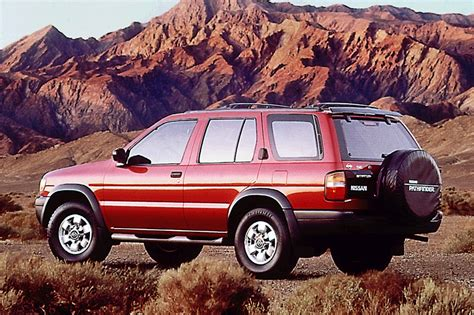 how does cars work 1996 nissan pathfinder parking system 1996 00 nissan pathfinder consumer guide auto