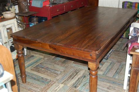 tavoli etnici allungabili tavolo da pranzo in legno massello di sheesham