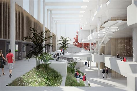 interior design qut new qut precinct to be quot grounded quot in landscape