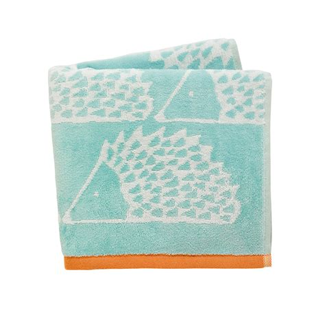 aqua towels bathroom buy scion spike towel aqua hand towel amara