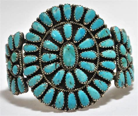 navajo turquoise jewelry