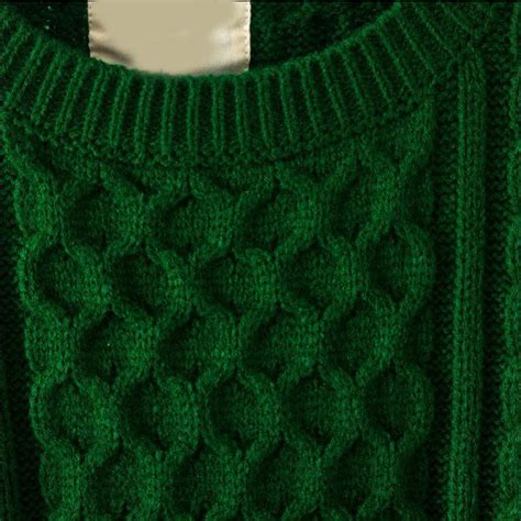 green cable knit sweater green batwing sleeve cable knit sweater shein sheinside