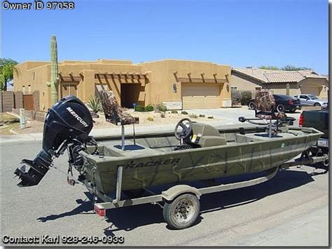 used boats yuma az quot tracker grizzly quot boat listings