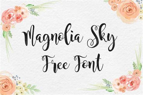dafont bromello dlolleys help magnolia sky free font font fun