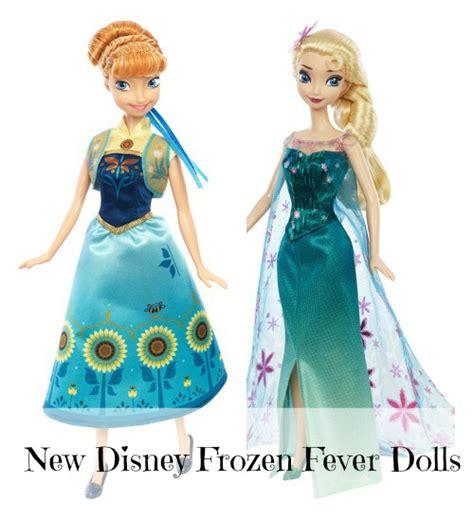 what is a frozen doll new disney frozen fever and elsa dolls finding debra
