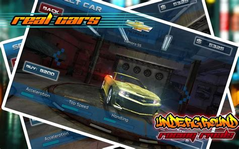 download game underground mod apk underground racing rivals v1 29 android apk download
