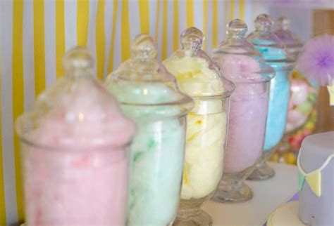 Pastel Decorations by Floss Pastel Baby Shower Baby Shower Ideas And Shops