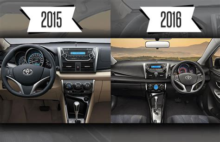 2016 Toyota Vios 1 5 G Mt Trd toyota vios facelift 2016