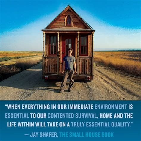 Talking To Jay Shafer About Making The Universal House Shafer Tiny House