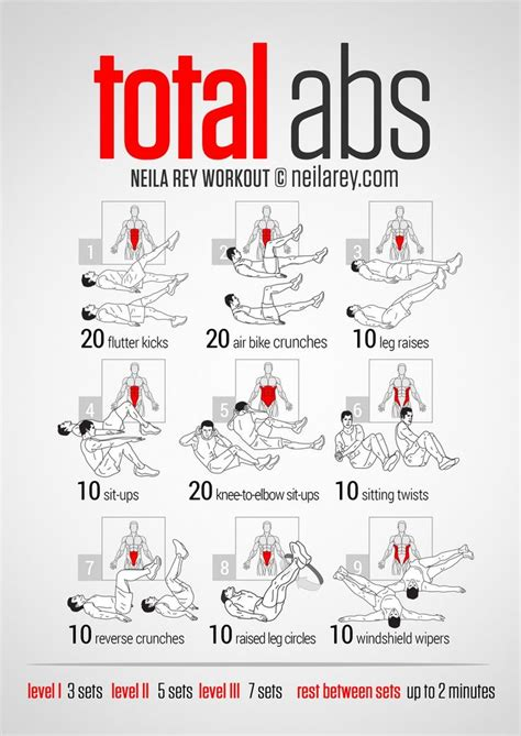 insane ab workouts   give   flatter belly   time total ab workout total
