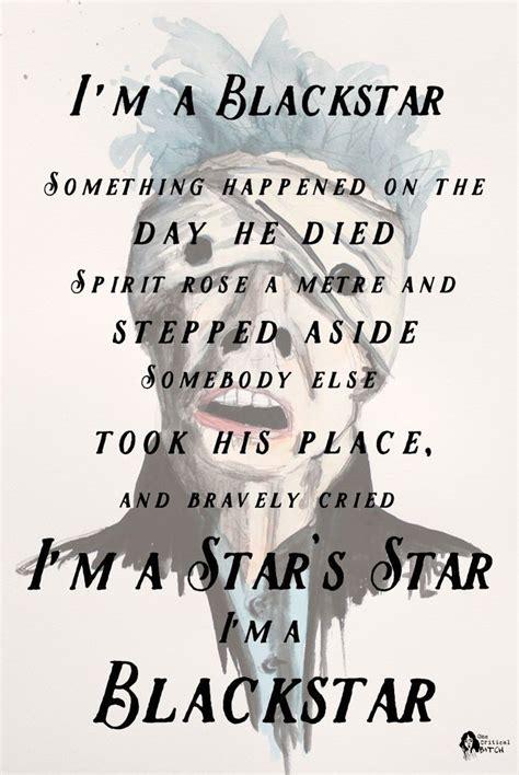 lyrics david bowie best 25 david bowie lyrics ideas on starman