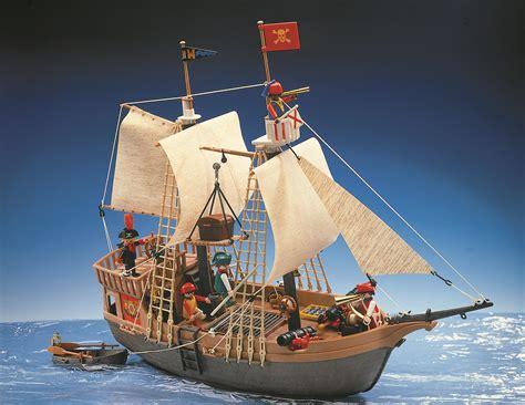 el barco pirata de playmobil va de barcos - Barco Pirata