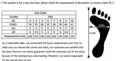 understanding shoe sizes understanding shoe sizes style guru fashion glitz