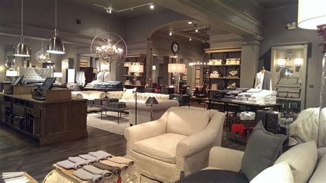 restoration hardware home decor district