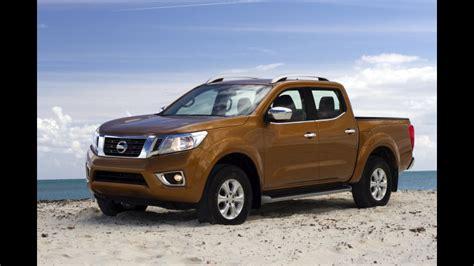 imagenes de pick up nissan frontier nissan presenta la nueva pick up np300 frontier 2016