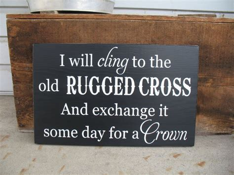 i will cling to the rugged cross lyrics 25 b 228 sta the rugged cross id 233 erna p 229 cross och kors