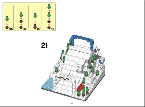 theme park editor lego amusement park instructions 5525 creator