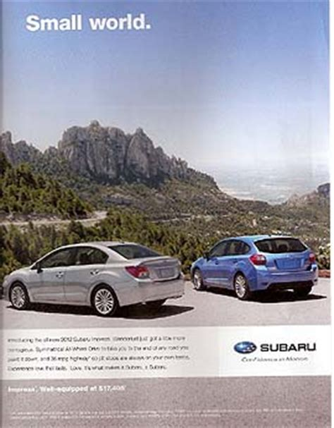ad of the day subarus road tripping dogs are cute funny and almost subaru advertising over the years