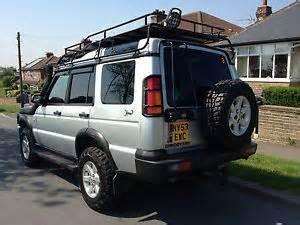 landrover discovery gs auto td5 2003 53 silver estate 4x4