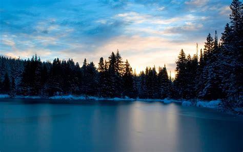 wallpaper alam damai beku danau wallpaper pemandangan alam alam wallpaper