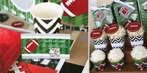 football themed baby shower decorations baby shower ideas football themed baby shower ideas