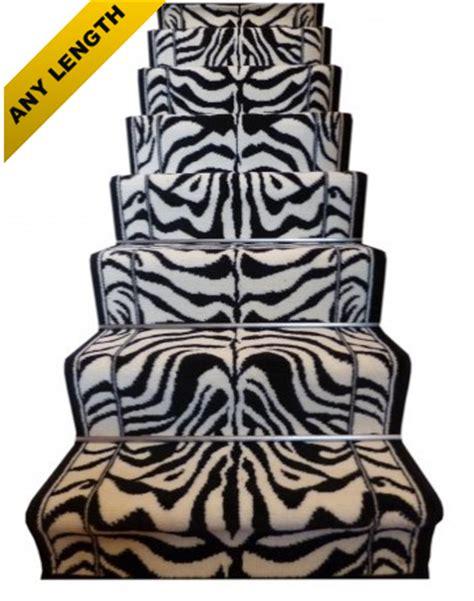 Zebra Print Runner Rug by Monochrome Carpet Runner Rug Up Carpet Runners Uk