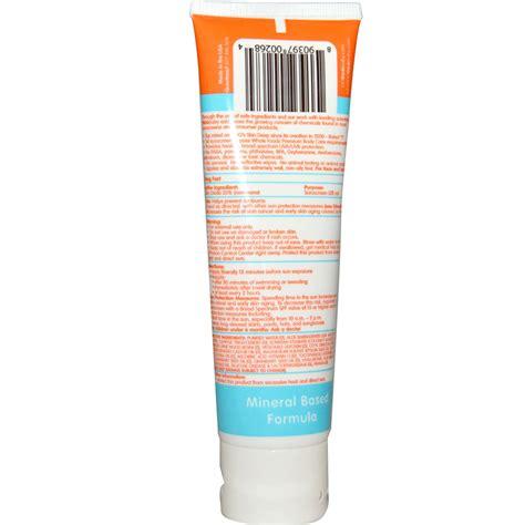 Baby Sun Block 100gr 2 think thinkbaby spf 50 sunscreen 3 fl oz 89 ml iherb