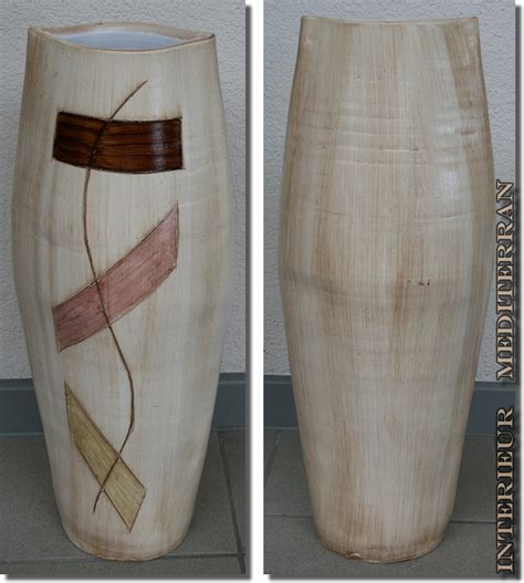 bodenvase modern bodenvase vase modern hore vase mediterran keramik aus