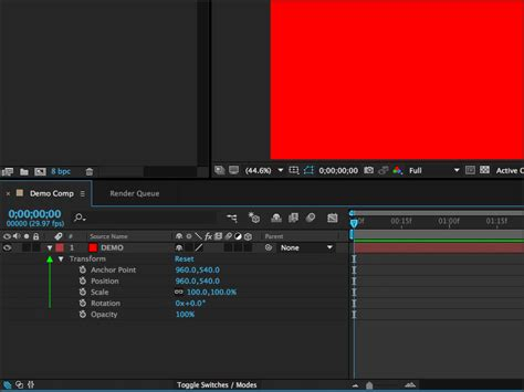 tutorial after effect for beginner after effects beginners guide to effects and animations