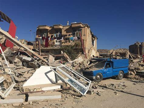 earthquake november 2017 2017年最悪の被害となりつつあるイラン イラク地震の惨状 死者は450名を超え いまだに全容は不明 地球の記録