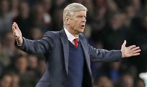 arsenal director of football arsene wenger arsenal boss offers subtle hint about hunt