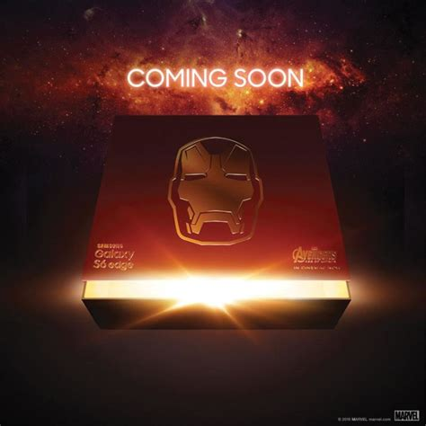 Iron Originalquot Samsung Galaxy S6 S6 Edge update teaser yes a special galaxy s6 edge iron edition is coming