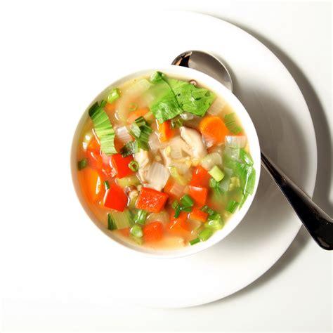 the 10 cent diet easy veggie soup