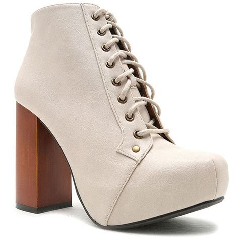 Chunky Heel Lace Up Shoes 1000 ideas about chunky heel boots on chunky