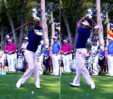 firma swing bubba o el swing de lucky luke tengolf
