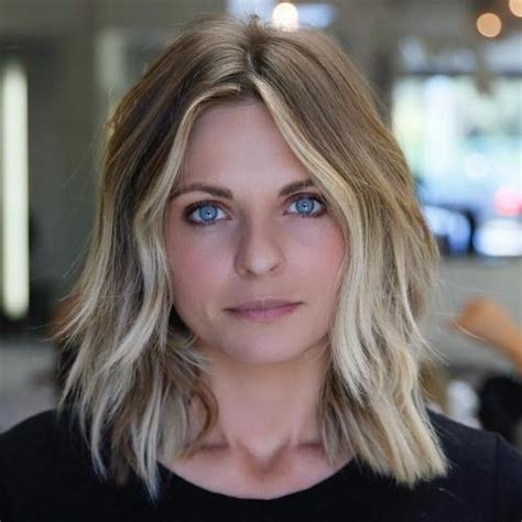 coller length shaggy hairstyles from the 70 s 70 darn cool medium length hairstyles for thin hair