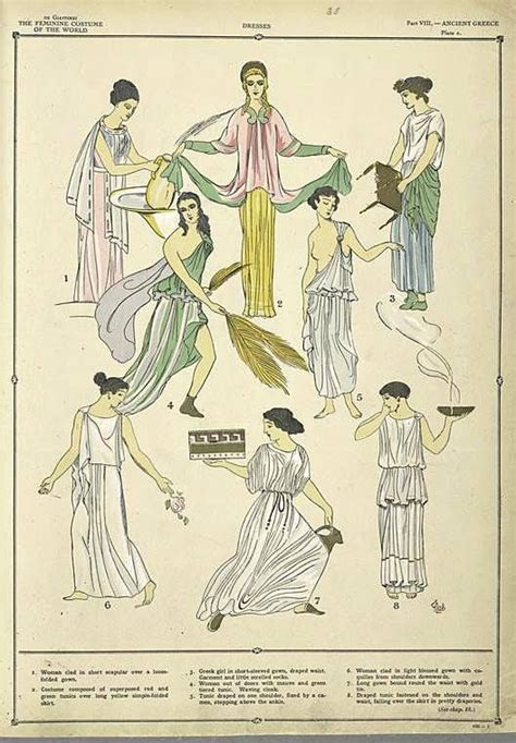 ancient greek costume history pictures showing how to recreate a greek costume ancient history pinterest
