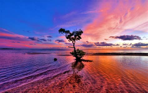 wallpapers beach colorful colorful beach sunsets wallpapers hd i hd images