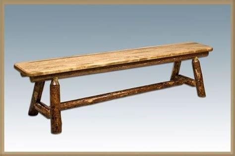pine benches indoor versatile plank style indoor bench solid u s grown