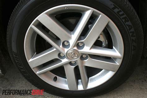 Toyota Alloy Wheels 2012 Toyota Camry Atara Sx Alloy Wheel