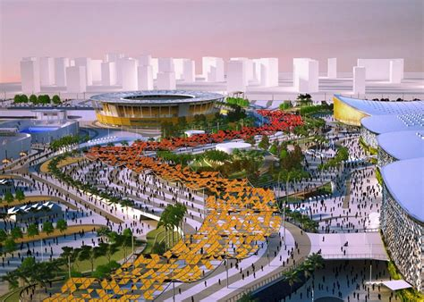 rio olympic venues now rio 2016 olympic park by aecom wordlesstech