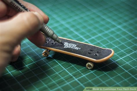 Pictures Of Tech Decks