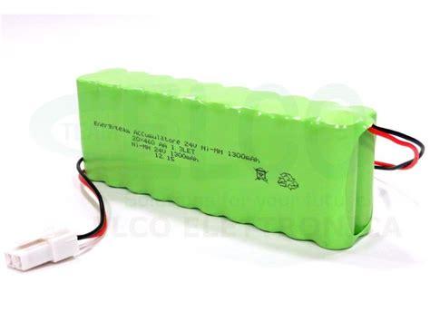 lade da quadro lade da quadro a batteria pacco batteria nimh 24v 1300ma
