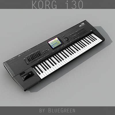 Keyboard Korg I30 korg i30 max