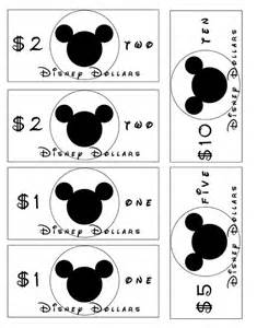 How To Decorate A Great Room - disney dollars printable