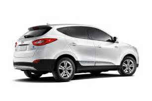 Hyundai 2015 Tucson 2015 Hyundai Tucson Fuel Cell Delivered To Retail