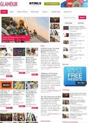 create a gossip magazine like perezhilton with wordpress