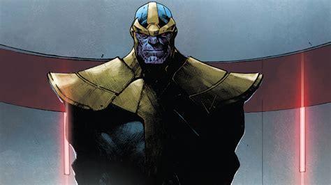 Thanos Marvel Comics Wallpaper #32797