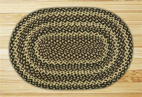 Braided Rugs Oval by Oval Braided Rug Eic Rugs Cfitters