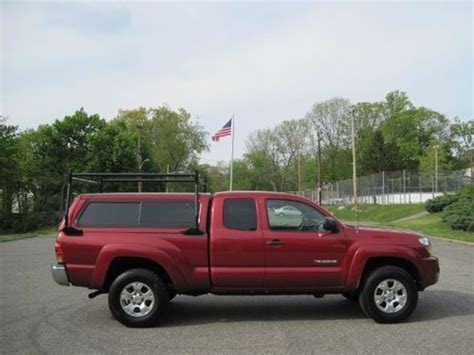 2005 Toyota Tacoma Extended Cab For Sale Sell Used 2005 Toyota Tacoma Ext Cab Only 69k Sr5